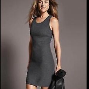 Athleta Amanda sweater tank dress